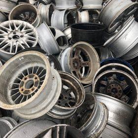 Aluminium Wheels (Troma)